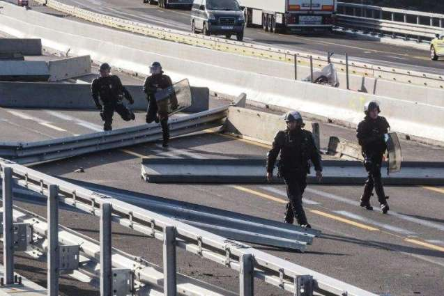 Catalan Police Disperse Separatists Blocking Highway Between Spain, France - Reports