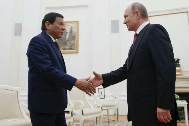 Senior Philippine Lawmaker Says Putin's Visit to Her Country Could Become 'Truly Historic'