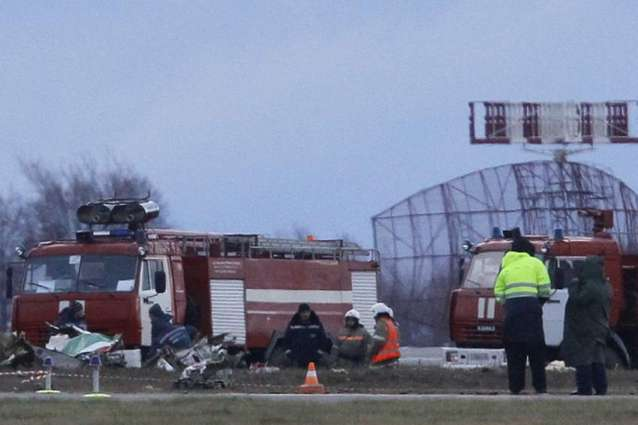 Russian Investigators Complete Probe Into 2013 Deadly Crash of Boeing 737-500 in Kazan