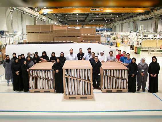 Strata delivers Empennage Ribs for Boeing 777x