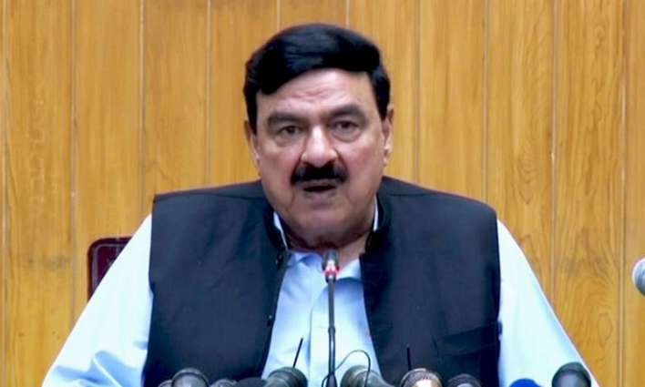 Federal Minister for Railways Sheikh Rasheed suffers heart pain, shifted to hospital