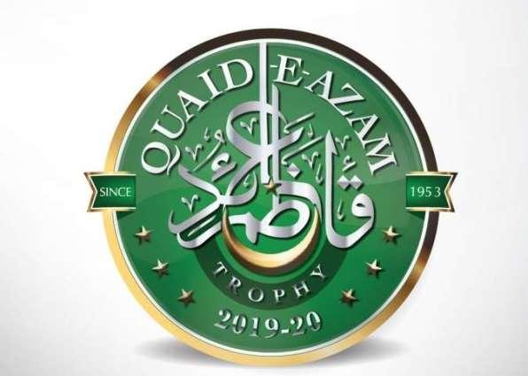 Quaid-e-Azam Trophy eighth round starts on Monday