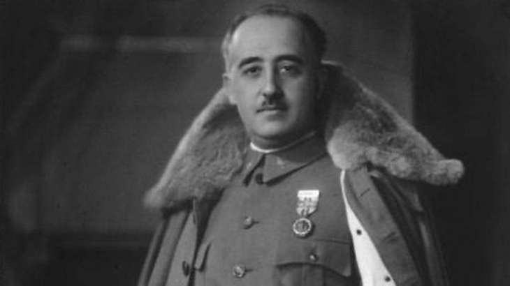 Spanish Dictator Franco Left Legacy of $1.9Mln to His Wife, Daughter - Reports
