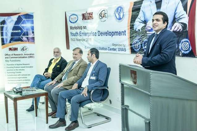 2-Days workshop on 'Youth Enterprise Development' begins at UVAS