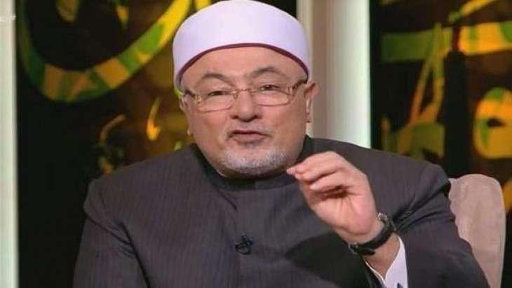 """الداعیة الاسلامي المصري خالد الجندي ینفي اسم """" عزرائیل """" لملک الموت"""