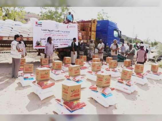 UAE sends rescue convoy to Shabwa, Yemen