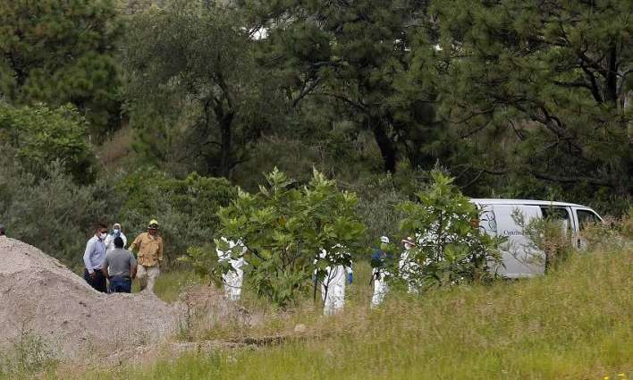 Bodies of 25 People Found in Mexico's Jalisco - Prosecutor's Office