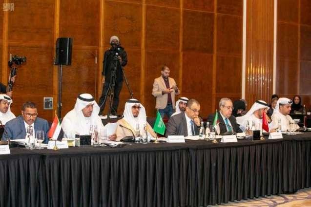 اختتام فعاليات الأمانة العامة لجامعة الدول العربية بدبي