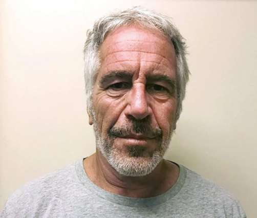 Two Prison Guards Monitoring Epstein Charged With Falsifying Records - US Justice Dept.