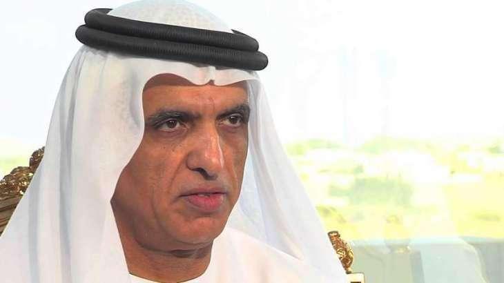 RAK Ruler receives astronauts Hazza Al Mansoori, Sultan Al Neyadi