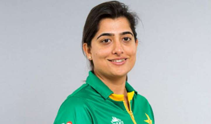 Sana Mir takes break from international cricket