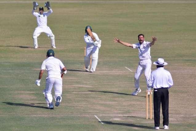 Khyber Pakhtunkhwa beat Balochistan by an innings and 122 runs