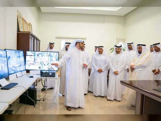 Sharjah Ruler inspects electoral process of SCC elections