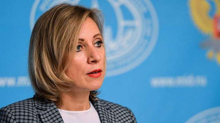 Zakharova Hints at Reciprocity Principle After UK Denies Visas for Russian Journalists