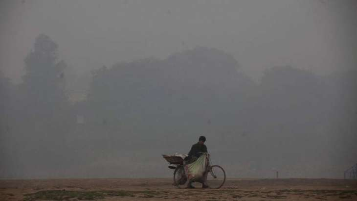 Major Rights Group Issues 'Urgent Action' Call Over Air Pollution in Pakistan's Lahore