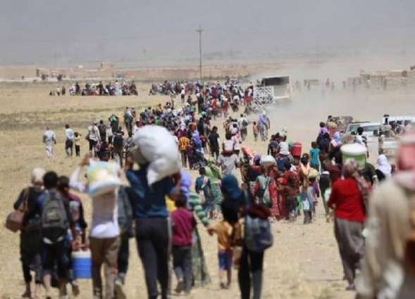 Iraqi Kurdistan Has Received 16,700 Syrian Refugees Since Turkish Operation - Envoy
