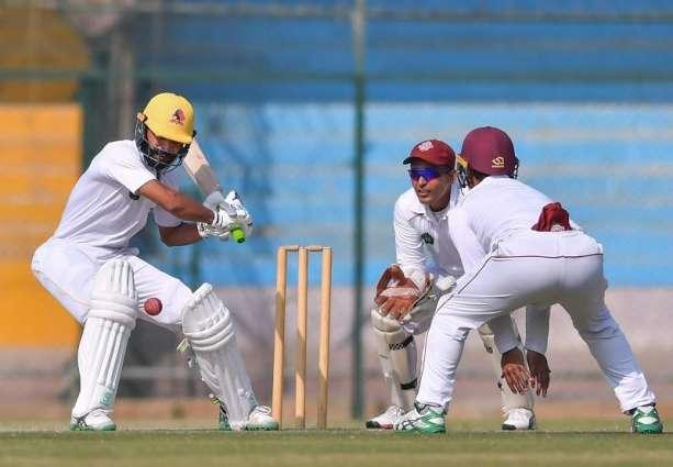 Fawad, Sarfaraz score big hundreds against Southern Punjab