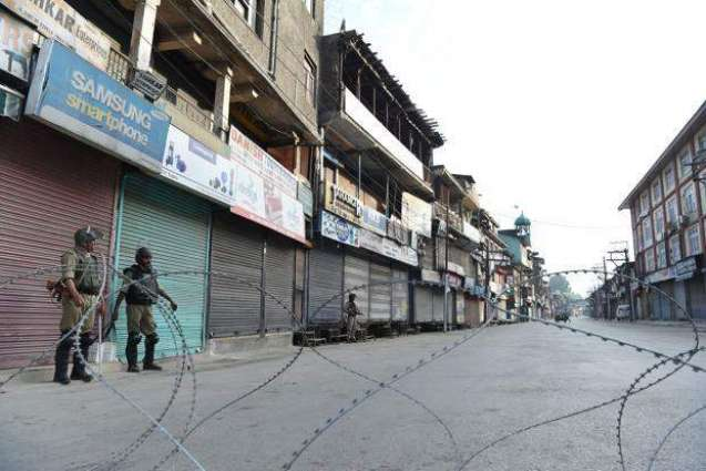 Lockdown continues, life remains badly hit on 116th day in IOK