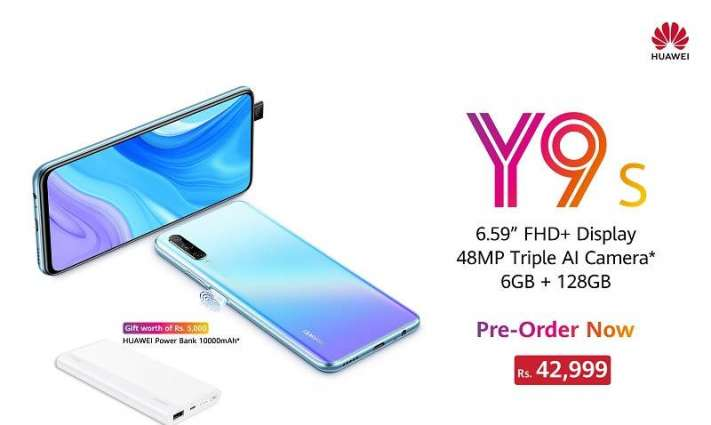 Be the First To Get HUAWEI Y9s - The Better than the Best
