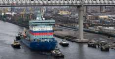 World's Most Powerful Icebreaker Concludes First Sea Trials - Shipyard