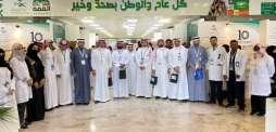 """مستشفى الملك فهد بالمدينة المنورة يطلق عشر مبادرات ضمن حملة """"تطوعي صحة 3"""""""