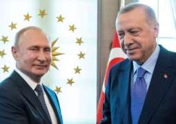 Putin, Erdogan to Meet in Early January to Discuss Syria, S-400 - Erdogan's Administration