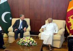 Foreign Minister Shah Mahmood Qureshi i meets Sri Lankan counterpart, discusses bilateral matters