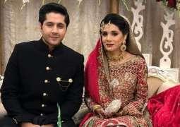 Actor Imran Ashraf sings title song of  Mere Paas Tum Ho'