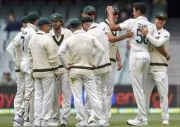 Australia wins Test series against Pakistan