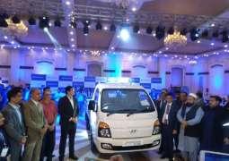 Hyundai Nishat Motor (Private) Limited starts booking of Hyundai Porter H-100 Pickup