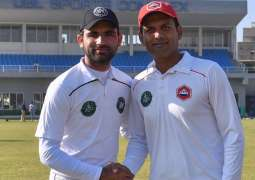 Northern batsmen provide flying start against Khyber Pakhtunkhwa