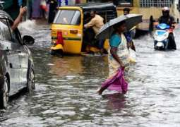 Death Toll in Heavy Rains in Southern India Rises to 25 - Reports