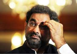 LNG SCAM: NAB files reference against Shahid Khaqan Abbasi  in Accountability Court