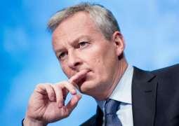 France's Le Maire Says US Proposed Sanctions on Paris Over Digital Tax 'Unacceptable'