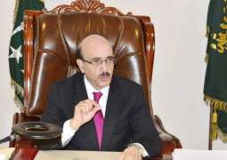 AJK President leaves for three-day visit to UK