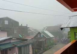 Philippines Evacuates Over 225,000 People Due to Powerful Typhoon - Reports