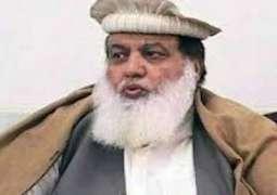 Efforts underway to change ideological identity of Pakistan in PTI regime : JUI-F leader Maulana Atta ur Rehman son of Maulana Fazlur Rehman