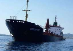 Cargo Ship in Distress in Aegean Sea - Reports