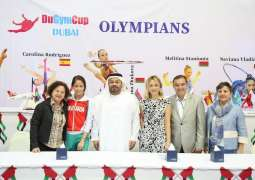Five former Olympians to give masterclass at 4th Dubai International