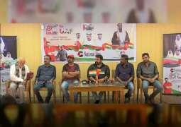 Indian actors prepare for UAE's Golden Jubilee