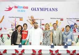 انطلاق بطولة دبي الدولية الرابعة للجمباز الإيقاعي غدا