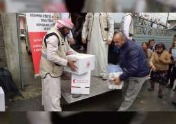 555,000 quake-hit Albanians benefiting from UAE's urgent humanitarian assistance