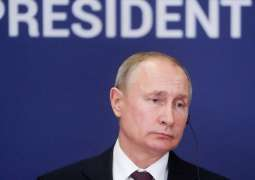 Putin Says Serbia May Participate in Russian Gas Transit Via TurkStream