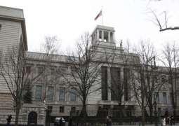 Russian Embassy in Berlin Slams Germany for Expulsion of Diplomats