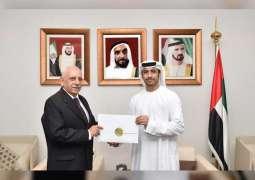 MoFAIC receives copy of credentials of new Cuban Ambassador to UAE