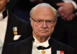 Swedish king demands to lift curfew in occupied Kashmir