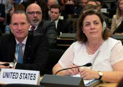 OSCE Chairman Says Cooperation Framework With UN in Plans, Suggests Opening Mission in NYC
