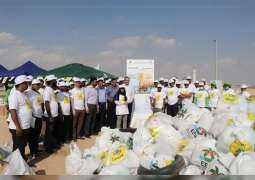 18th cycle of Clean Up UAE 2019 collects 2.5 tonnes of waste in Sharjah