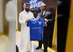 Etihad Airways partners with Mumbai City Football Club