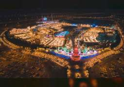 Global Village sees record attendance on UAE's 48th National Day
